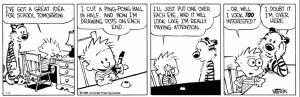 attention-in-school