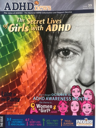 Secret life of ADHD girls