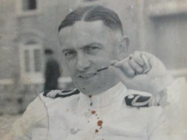 Lt Basil Henry Foulds d 19944